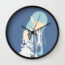 Asuna Wall Clock