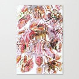 Steampink Canvas Print