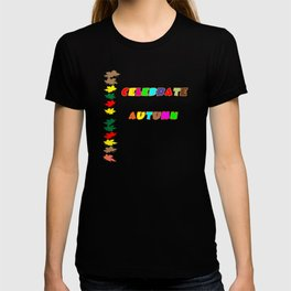 Celebrate Autumn T-shirt
