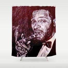 Mike Epps Shower Curtain