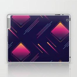 Future Portals Synthwave Aesthetic Laptop & iPad Skin