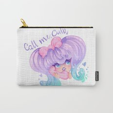 Call Me, Cutie Carry-All Pouch