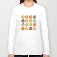 celestial Long Sleeve T-shirts featuring CELESTIAL BODIES by Daisy Beatrice