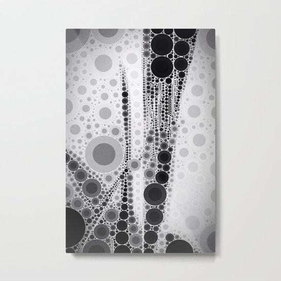 Schilf Kringles Metal Print