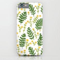 Ferns & Flowers iPhone 6s Slim Case