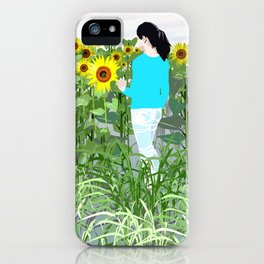 when i found you iPhone Case