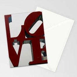 Love Philadelphia Sculpture Stationery Cards