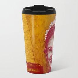 The vocalist Travel Mug
