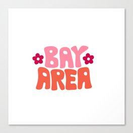 Bay Area Canvas Print
