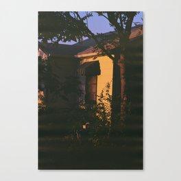 Denver Golden Hour Canvas Print