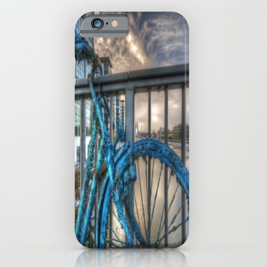 Fishy bike iPhone & iPod Case