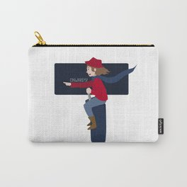 Onwards! Carry-All Pouch
