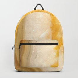 Honey Agate Backpack