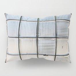 Glass Block Window Pillow Sham