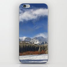 Rocky Mountain Park  by Lena Owens iPhone & iPod Skin