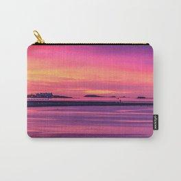Amazing pre-sunrise colors in Boston Harbor Carry-All Pouch