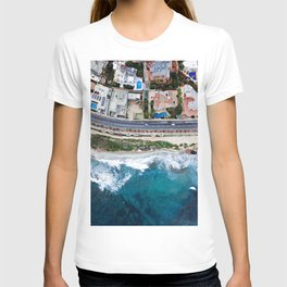 Aerial Costal Road T-shirt