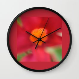 Mandeville no. 14 (The Oasis) Wall Clock