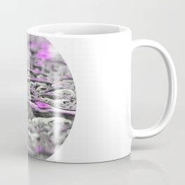 Droplets in Times Square No.3 Coffee Mug