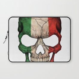 Exclusive Italy skull design Laptop Sleeve