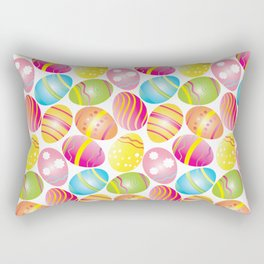 Easter Egg Rectangular Pillow