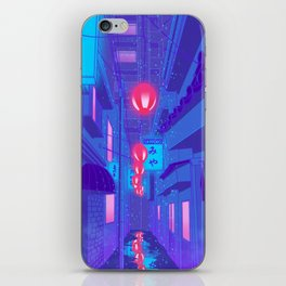 Shibuya Nights iPhone Skin