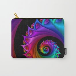 life is colorful -1- Carry-All Pouch