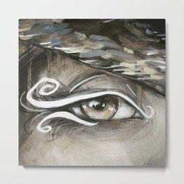 Eyes of the World Metal Print
