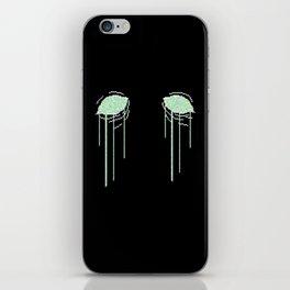 Arcade Blues iPhone Skin