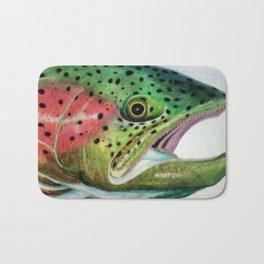 Feelin' Fishy Bath Mat