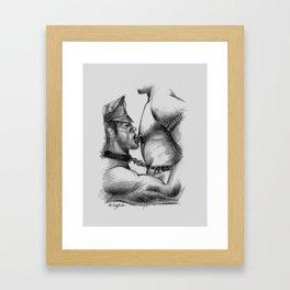 I'm yours Framed Art Print