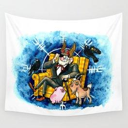 Grunkle Odin Wall Tapestry