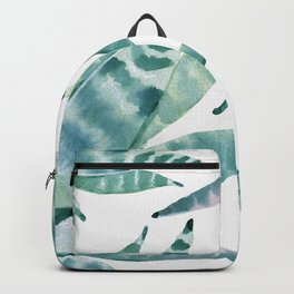 Desert Succulents Backpack