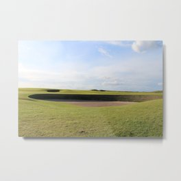 Out & In Metal Print