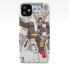 Gundam Crossbone iPhone Case