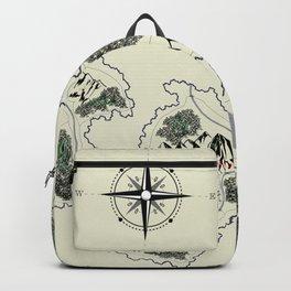Thulisan Map Backpack