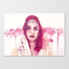 Beginning of a summer dream Canvas Print