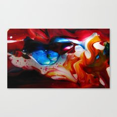 Watcher Canvas Print