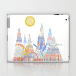 Indian Summmer Mountains Laptop & iPad Skin