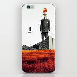 Heroes iPhone Skin