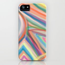 Inside the Rainbow 11 iPhone Case