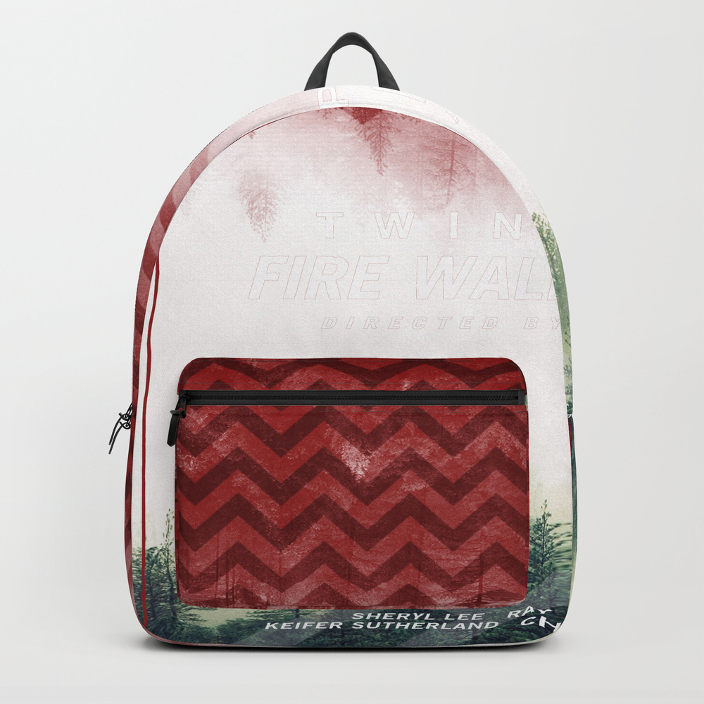 Twin Peaks: Fire Walk With Me Backpack by Drwdesign BKP8919318