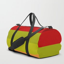 Warm Bright Autumn Leaves - Color Therapy Duffle Bag