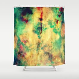 Fume Color Splash 04 Shower Curtain