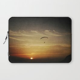 Above Everything Else Be Yourself Laptop Sleeve