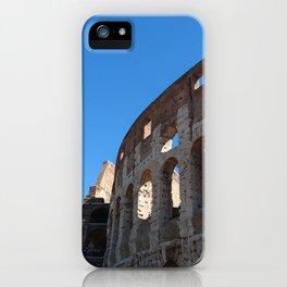 Coliseo iPhone Case