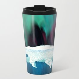 Polar Ice Metal Travel Mug