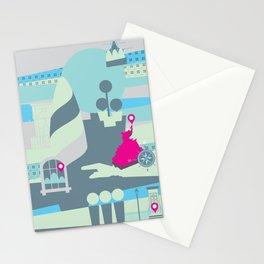 Settling Stationery Cards
