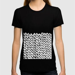 Half Knit T-shirt