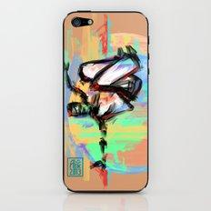 Capoeira 543 iPhone & iPod Skin